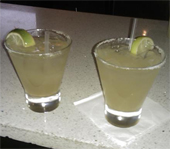 Acenar Mexican Restaurant San Antonio Texas Margarita Review Riverwalk