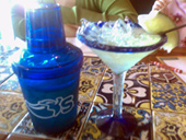 Chili's Bar and Grill Presidente Margarita
