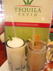 Tequila Patio restaurant and bar spring texas